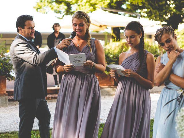 Il matrimonio di Luca e Alessia a Chiopris-Viscone, Udine 127