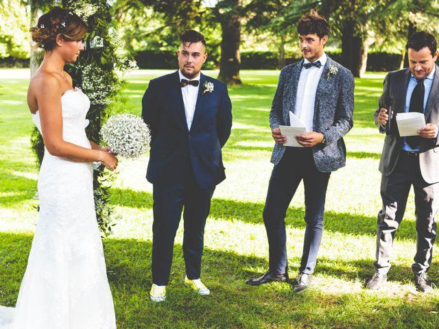 Il matrimonio di Luca e Alessia a Chiopris-Viscone, Udine 132