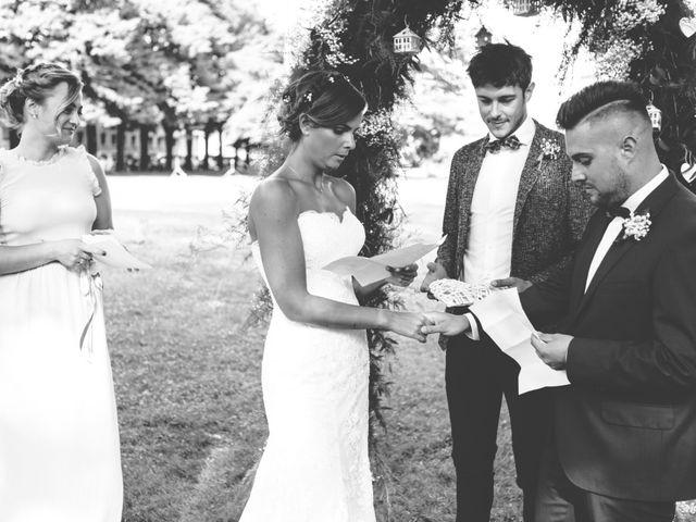 Il matrimonio di Luca e Alessia a Chiopris-Viscone, Udine 147