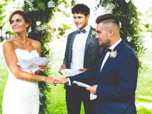 Il matrimonio di Luca e Alessia a Chiopris-Viscone, Udine 148