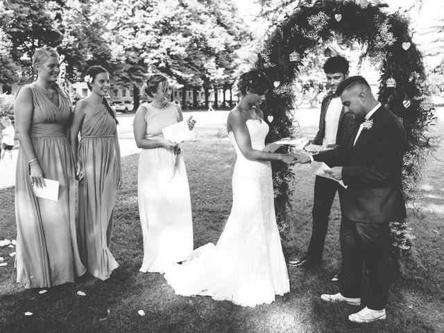 Il matrimonio di Luca e Alessia a Chiopris-Viscone, Udine 150