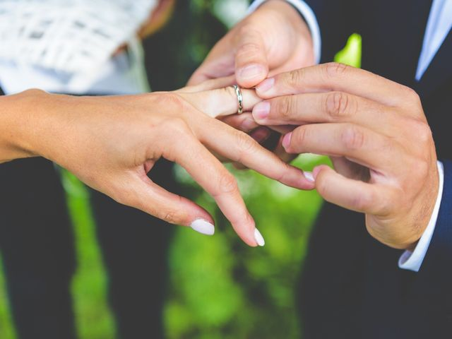 Il matrimonio di Luca e Alessia a Chiopris-Viscone, Udine 151