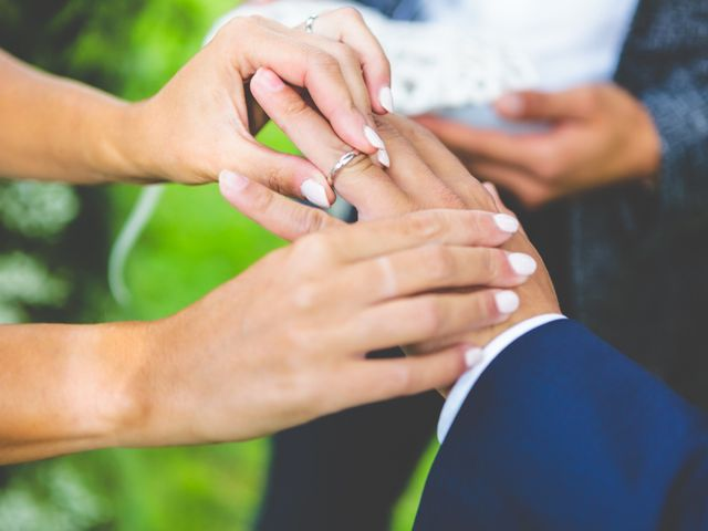 Il matrimonio di Luca e Alessia a Chiopris-Viscone, Udine 153