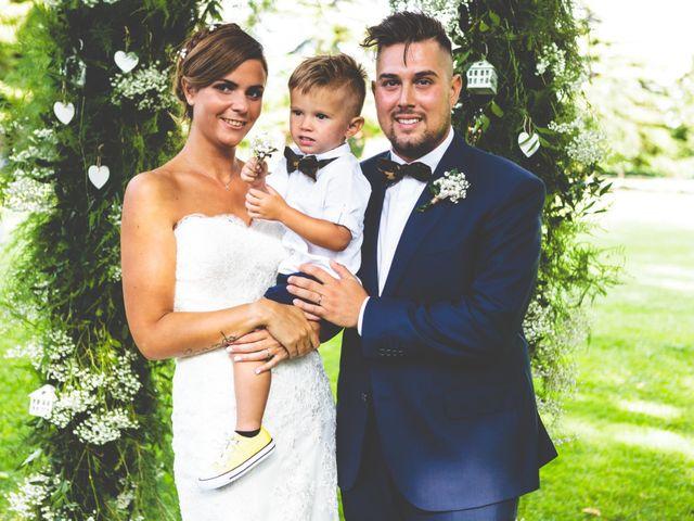 Il matrimonio di Luca e Alessia a Chiopris-Viscone, Udine 157