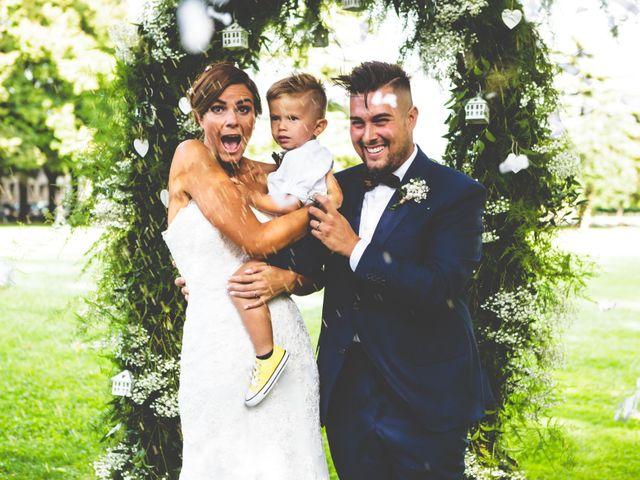 Il matrimonio di Luca e Alessia a Chiopris-Viscone, Udine 159