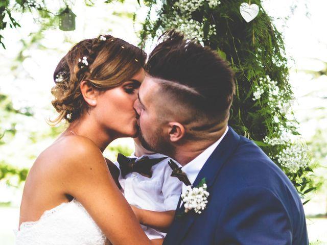 Il matrimonio di Luca e Alessia a Chiopris-Viscone, Udine 161
