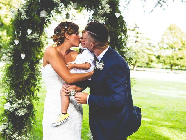 Il matrimonio di Luca e Alessia a Chiopris-Viscone, Udine 162