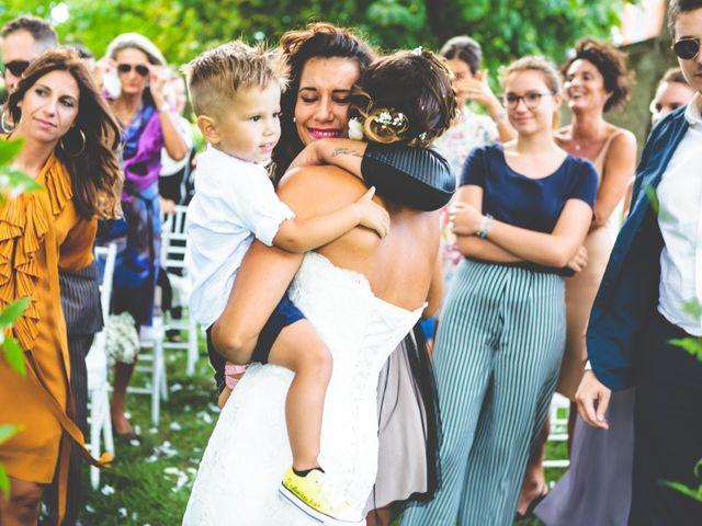 Il matrimonio di Luca e Alessia a Chiopris-Viscone, Udine 163