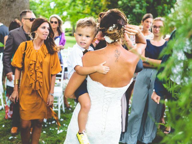 Il matrimonio di Luca e Alessia a Chiopris-Viscone, Udine 164