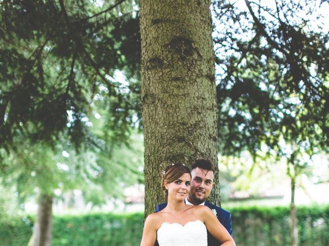 Il matrimonio di Luca e Alessia a Chiopris-Viscone, Udine 165