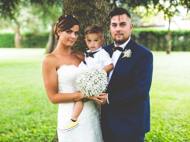 Il matrimonio di Luca e Alessia a Chiopris-Viscone, Udine 166