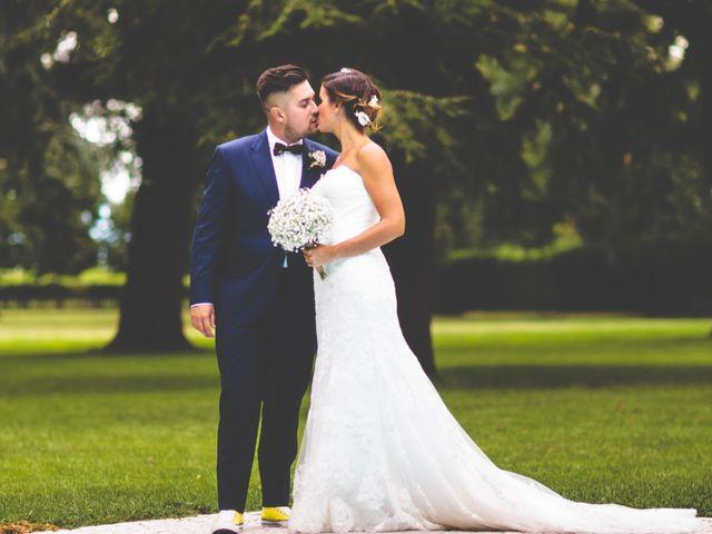 Il matrimonio di Luca e Alessia a Chiopris-Viscone, Udine 170