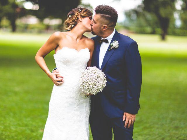 Il matrimonio di Luca e Alessia a Chiopris-Viscone, Udine 173