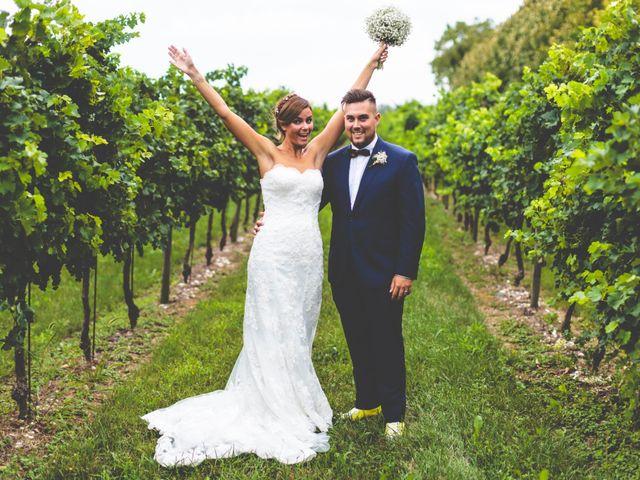 Il matrimonio di Luca e Alessia a Chiopris-Viscone, Udine 174