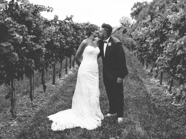 Il matrimonio di Luca e Alessia a Chiopris-Viscone, Udine 175
