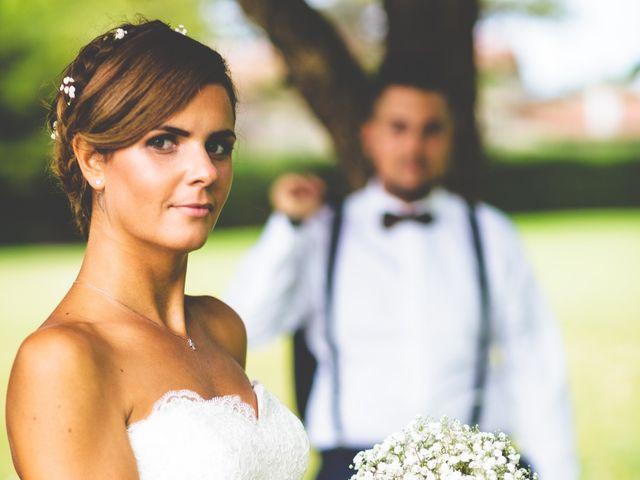 Il matrimonio di Luca e Alessia a Chiopris-Viscone, Udine 179