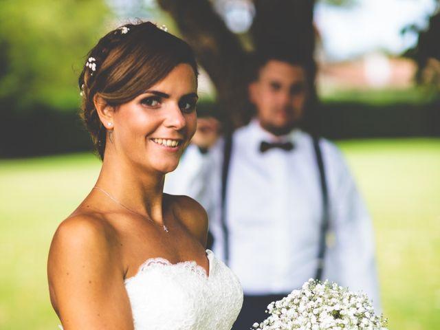 Il matrimonio di Luca e Alessia a Chiopris-Viscone, Udine 180