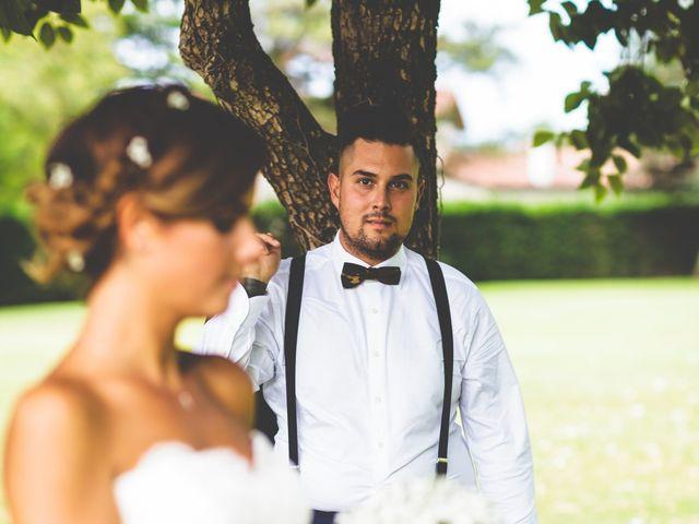 Il matrimonio di Luca e Alessia a Chiopris-Viscone, Udine 181