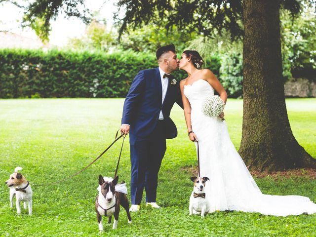 Il matrimonio di Luca e Alessia a Chiopris-Viscone, Udine 187