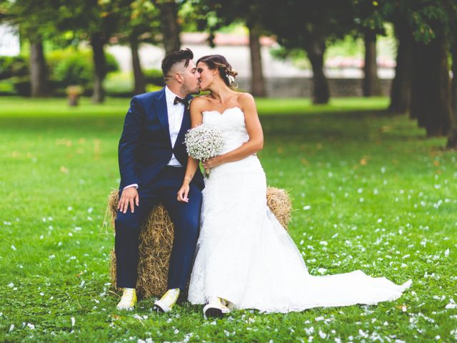 Il matrimonio di Luca e Alessia a Chiopris-Viscone, Udine 189
