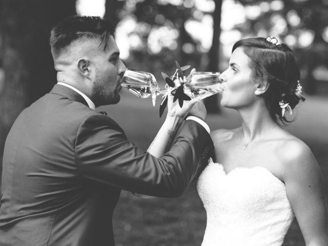 Il matrimonio di Luca e Alessia a Chiopris-Viscone, Udine 197