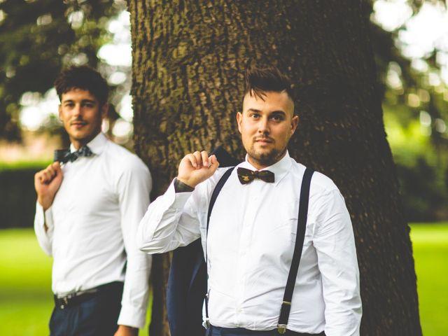 Il matrimonio di Luca e Alessia a Chiopris-Viscone, Udine 199