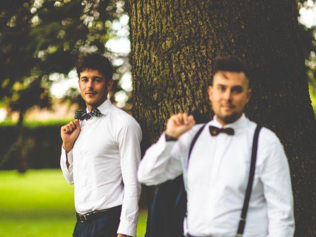 Il matrimonio di Luca e Alessia a Chiopris-Viscone, Udine 200