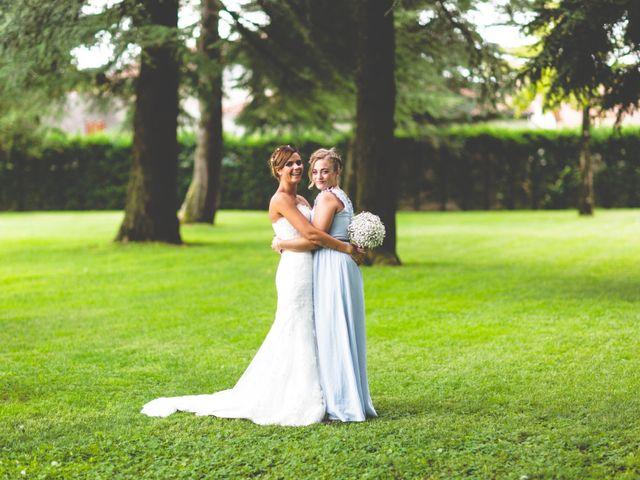 Il matrimonio di Luca e Alessia a Chiopris-Viscone, Udine 203