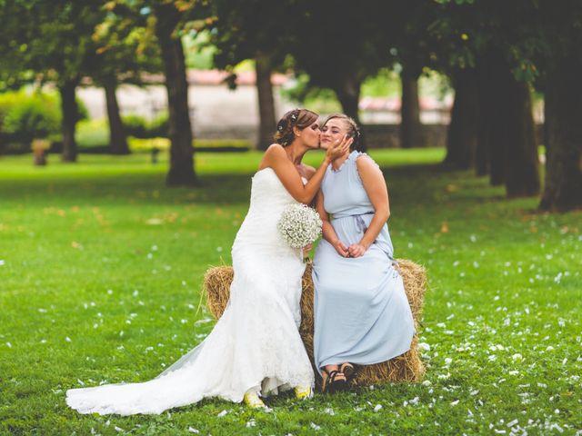 Il matrimonio di Luca e Alessia a Chiopris-Viscone, Udine 210