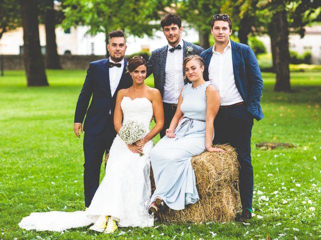 Il matrimonio di Luca e Alessia a Chiopris-Viscone, Udine 211