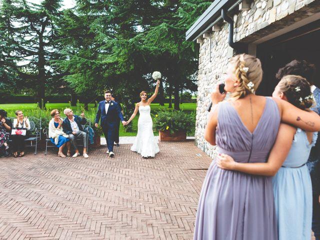 Il matrimonio di Luca e Alessia a Chiopris-Viscone, Udine 213
