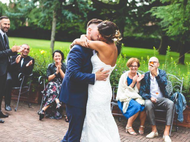 Il matrimonio di Luca e Alessia a Chiopris-Viscone, Udine 214