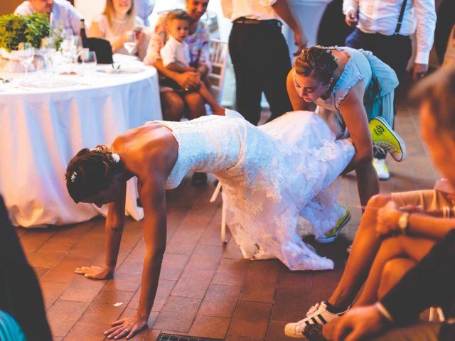 Il matrimonio di Luca e Alessia a Chiopris-Viscone, Udine 242