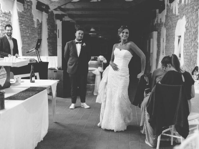 Il matrimonio di Luca e Alessia a Chiopris-Viscone, Udine 270