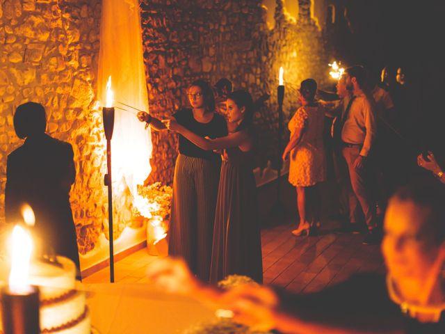 Il matrimonio di Luca e Alessia a Chiopris-Viscone, Udine 276