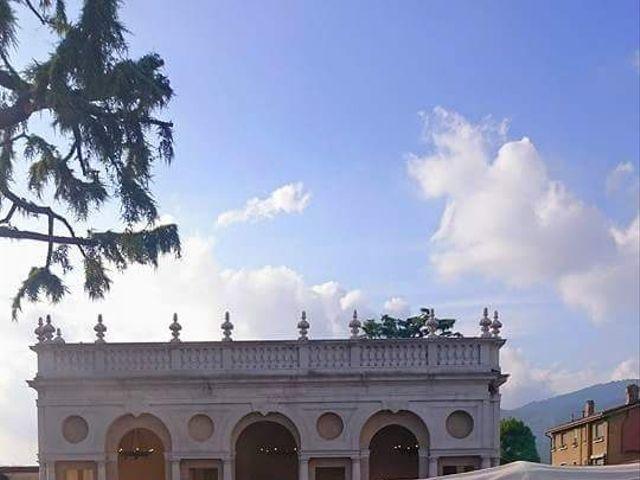 Il matrimonio di Fabrizio e Elena a Rezzato, Brescia 17