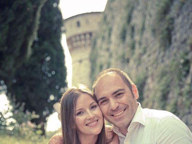 Il matrimonio di Ludo e Eneda a Brescia, Brescia 8