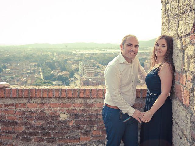 Il matrimonio di Ludo e Eneda a Brescia, Brescia 13