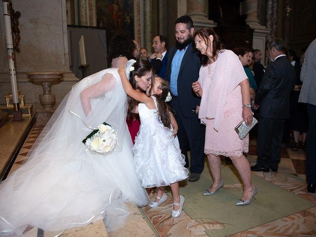 Il matrimonio di Ludo e Eneda a Brescia, Brescia 89