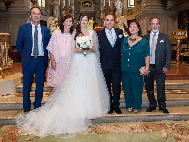 Il matrimonio di Ludo e Eneda a Brescia, Brescia 104