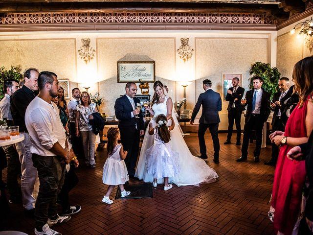 Il matrimonio di Ludo e Eneda a Brescia, Brescia 115