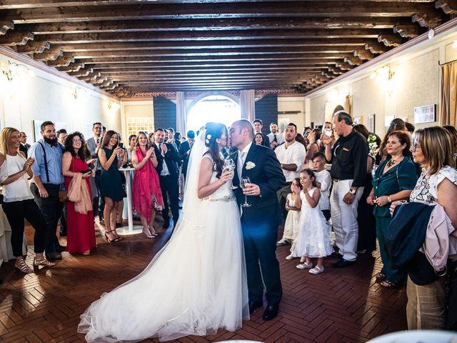 Il matrimonio di Ludo e Eneda a Brescia, Brescia 112