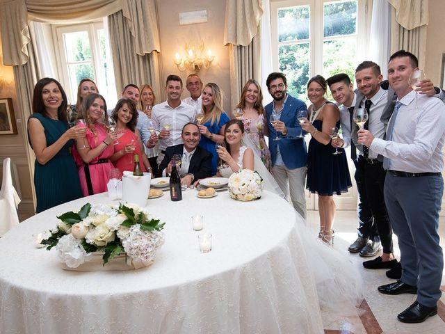 Il matrimonio di Ludo e Eneda a Brescia, Brescia 180
