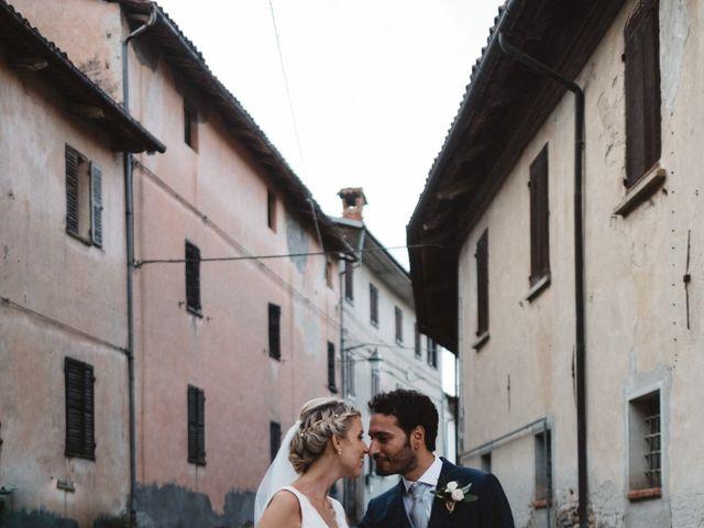 Il matrimonio di Luigi e Vittoria a Clavesana, Cuneo 21