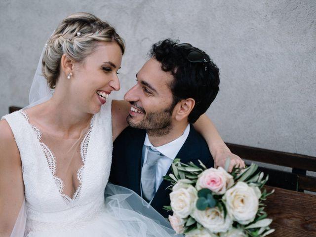 Le nozze di Vittoria e Luigi