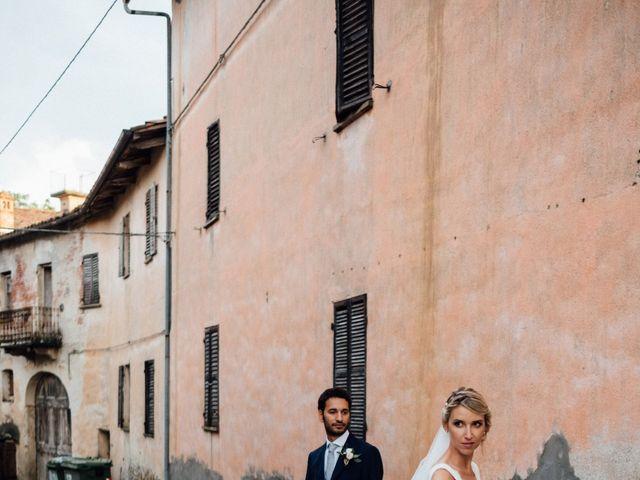 Il matrimonio di Luigi e Vittoria a Clavesana, Cuneo 24