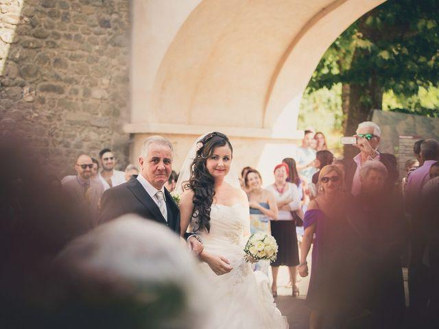 Il matrimonio di Daniele e Ylenia a Licciana Nardi, Massa Carrara 7