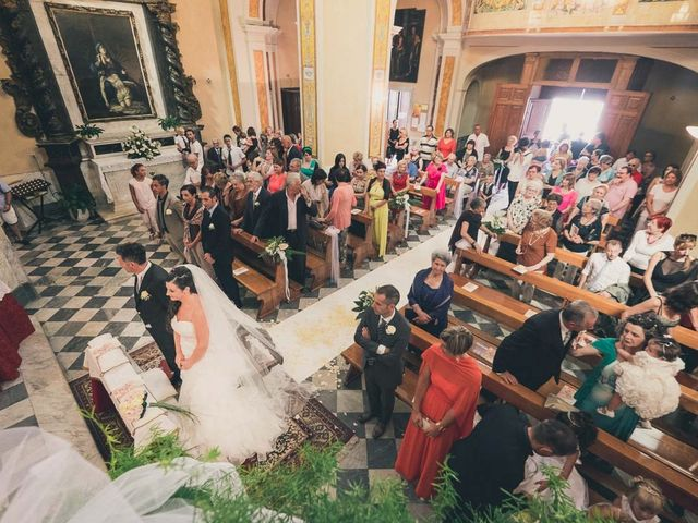 Il matrimonio di Daniele e Ylenia a Licciana Nardi, Massa Carrara 8