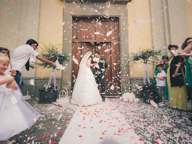 Il matrimonio di Daniele e Ylenia a Licciana Nardi, Massa Carrara 10