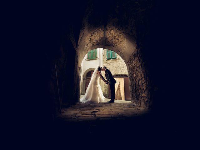 Il matrimonio di Daniele e Ylenia a Licciana Nardi, Massa Carrara 13